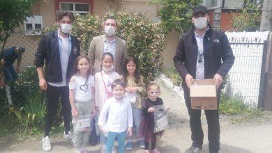Photo of Ak Gençlik Bayramda Çocukları Sevindirdi