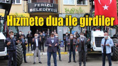 Photo of Ferizli belediyesi 1milyonluk makine alımı yaptı