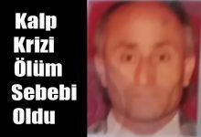 Photo of Ali Gündoğdu kalp krizi sonucu vefat etti