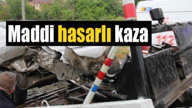 Photo of Ferizlide maddi hasarlı kaza meydana geldi