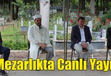 Photo of Koronalı Günlerde Mezarlıkta Arife programı