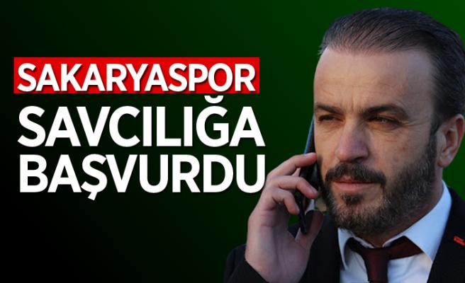 Photo of Sakaryaspor savcılığa başvurdu!