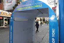 Photo of Büyükşehir'den yeni dezenfeksiyon sistemi