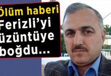 Photo of Selimoğlu'ndan Acı Haber Düştü Ferizli'ye
