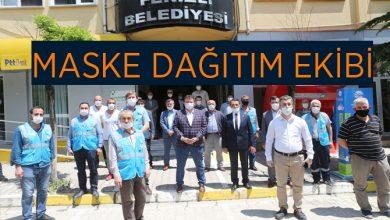 Photo of Ferizli'de Maske dağıtımı başladı