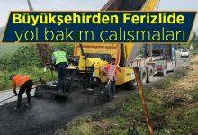 Photo of Büyükşehirden Ferizli mahalle yollarına tamirat