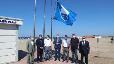 Photo of Karasu Sahil Park ve 32 Evler Plajına bu yıl da Mavi Bayrak