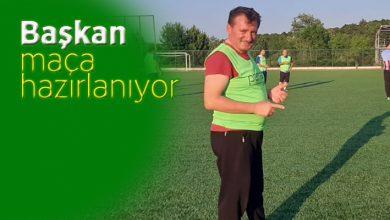 Photo of Gündoğdu'dan maç öncesi antrenmanı