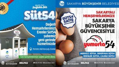 Photo of Büyükşehir güvencesiyle Yumurta Süt54