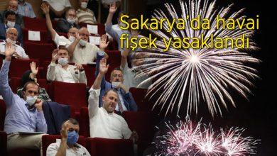 Photo of Sakarya'da da Yasaklandı