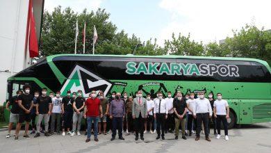 Photo of Başkan Yüce'den Sakaryaspor'a 100 bin TL'lik destek