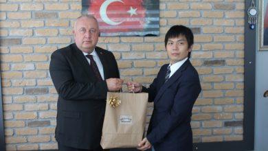 Photo of Söğütlü Belediyesi Japon misafirlerini ağırladı