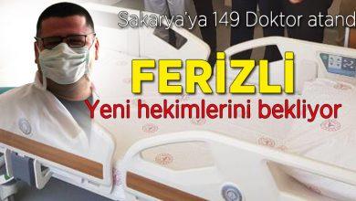 Photo of Sağlık Bakanlığı açıkladı Sakarya'ya 149 yeni Doktor