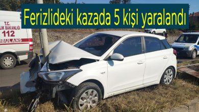 Photo of Ferizlide aydınlatma direği sonları oluyordu