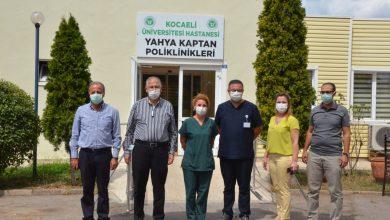 Photo of Kocaeli Üniversitesi Yahya Kaptan Poliklinikleri Hizmete Başladı