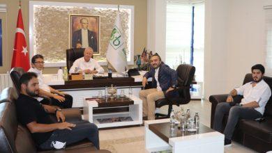 Photo of SAÜ 4m'den Ticaret Borsası Başkanı Adem Sarı'yı Ziyaret…