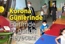 Photo of Birinci sınıflar okula başladı