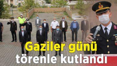 Photo of Gaziler günü Ferizlide törenle kutlandı