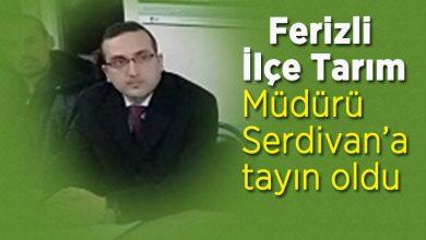 Photo of Ferizli İlçe tarım müdürü tayın oldu