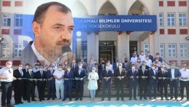 Photo of Kocaali Denizcilik Meslek Yüksekokulu törenle açıldı