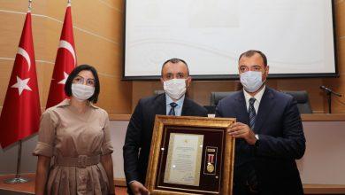 Photo of Devlet Övünç Madalyaları Tevcih Töreni Düzenlendi